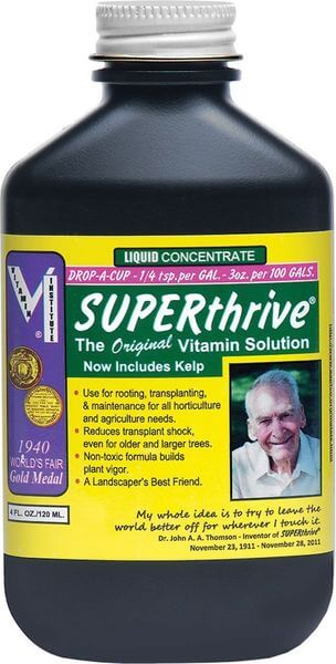 Superthrive Vitamin Solution, 4 fl. oz.