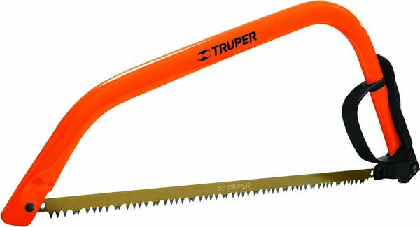 Truper 21-Inch Steel Handle Bow Saw