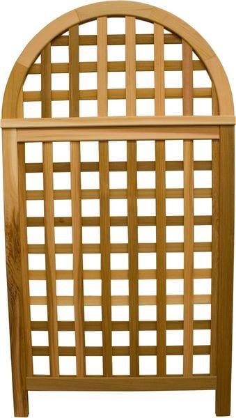 Arboria Andover Arch Cedar Landscape Screen