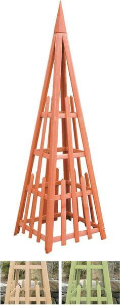 Arboria Cedar Pyramid Trellis