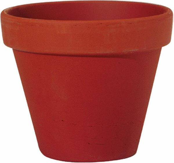 5 - 4.25 Clay Flower Pots