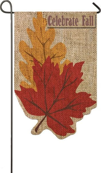'Celebrate Fall' Garden Flag