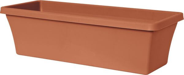 Fiskars 18-Inch TerraBox Rectangular Planter