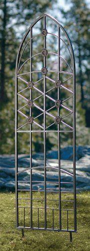 H Potter Wrought Iron Trellis