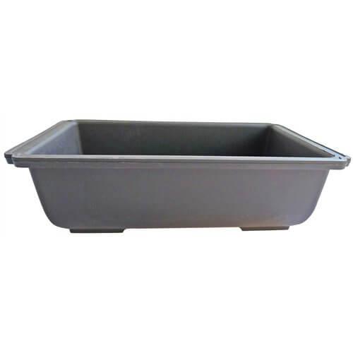 7.75 Plastic Bonsai Pots