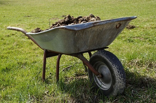 What Is A Wheelbarrow For Anyway?