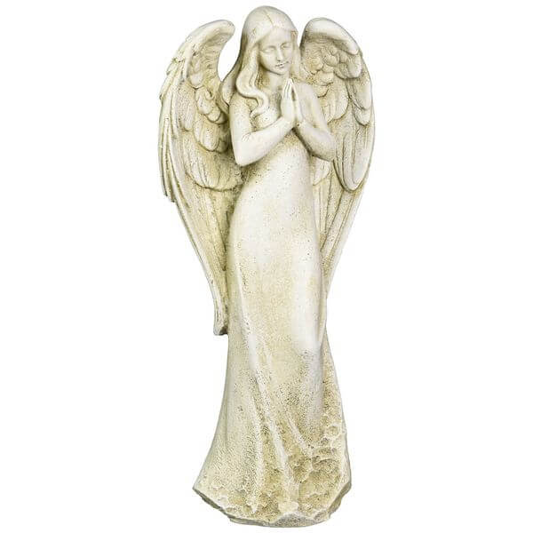 Joseph Studio Tall Praying Angel Statue