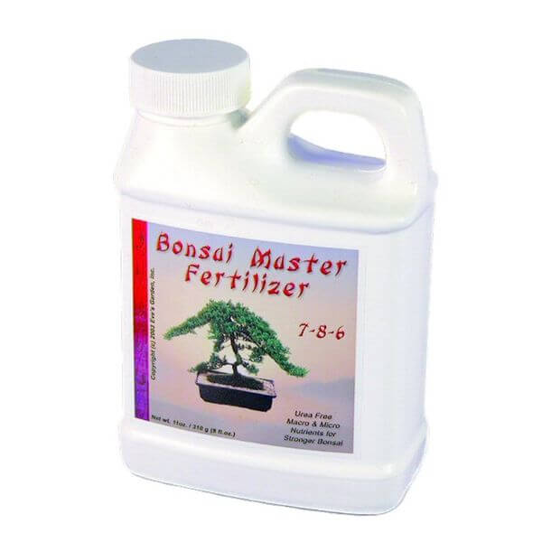 Eve's Bonsai Master Fertilizer