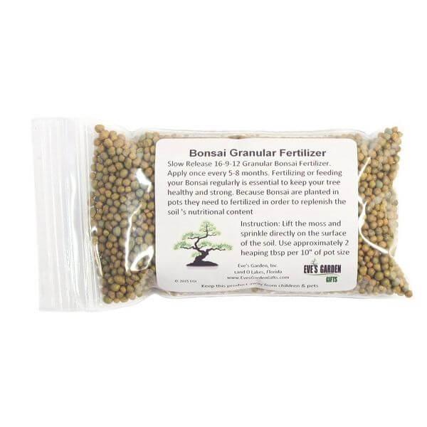 Slow Release Granular Bonsai Fertilizer Pellets