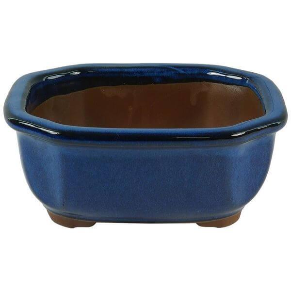 6 3/4 Oval Bonsai Pot