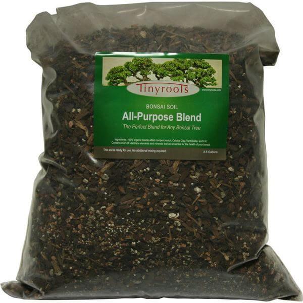 Professional All-Purpose Bonsai Tree Soil
