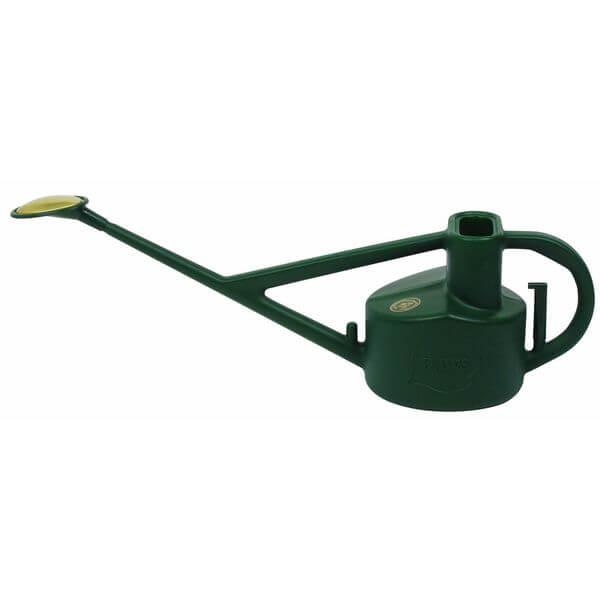 BosmereHaws Plastic Outdoor Long Reach Watering Can, 5 Liter