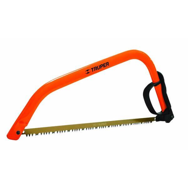 Truper 21-Inch Steel Handle Bow Saw