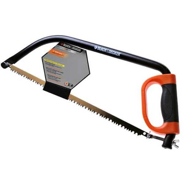 Black & Decker 21-Inch Bow Saw