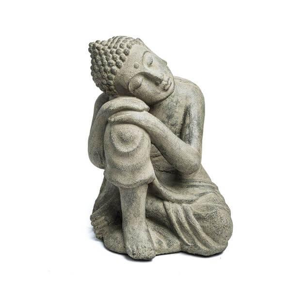 Repose Dwelling Buddha Outdoor Statue