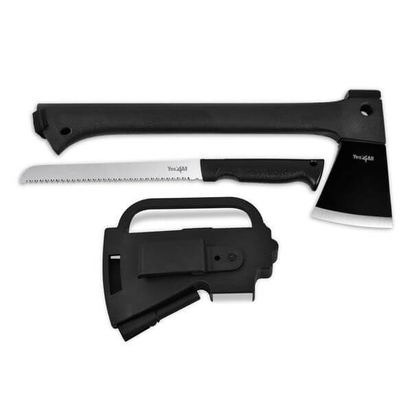 Yes4All Multi Functional Camping Axe