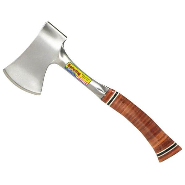 Estwing 12-inch Forged All-Steel Sportsman's Axe
