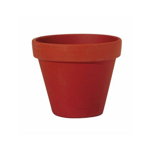 5 - 4.25 Clay Flower Pots
