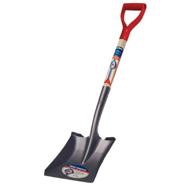 Ames True Temper Square Point Shovel