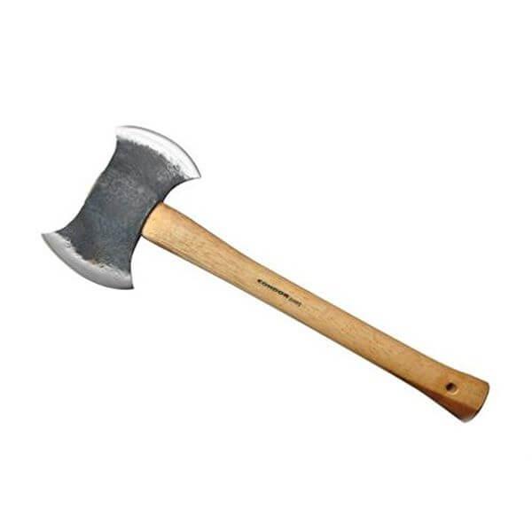 Condor Tool and Knife 1.75 Lb Double Bit Michigan Axe
