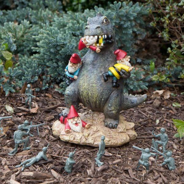 BigMouth Inc The Great Garden Gnome Massacre