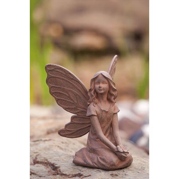 Creative Earth Fairy Garden Statue