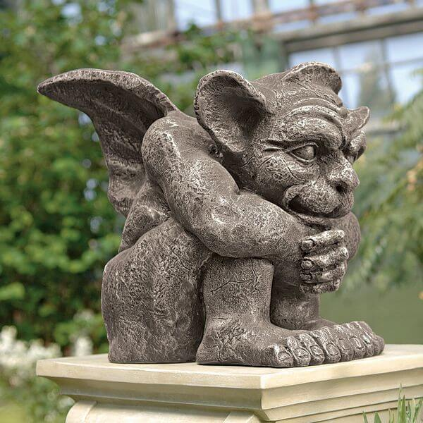 Design Toscano Emmett the Gargoyle Sculpture