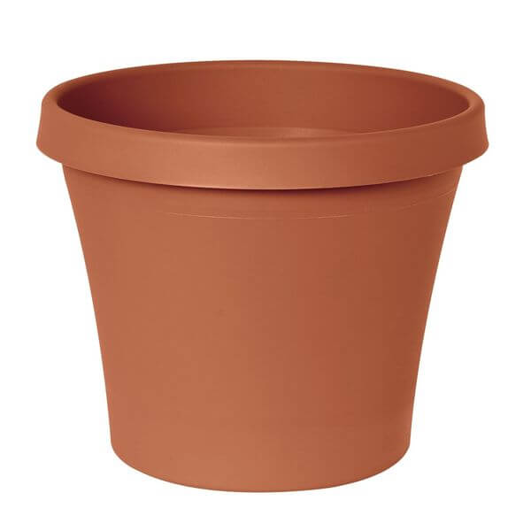 Fiskars TerraPot Plastic Flower Pot