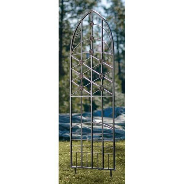 H Potter Wrought Iron Trellis