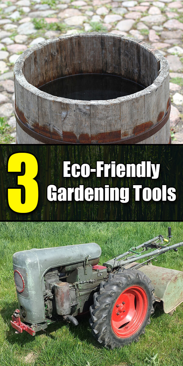 3 Eco-Friendly Home Gardening Tools - Golly Gee Gardening