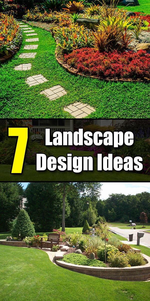7 Timeless Landscape Design Ideas - Golly Gee Gardening