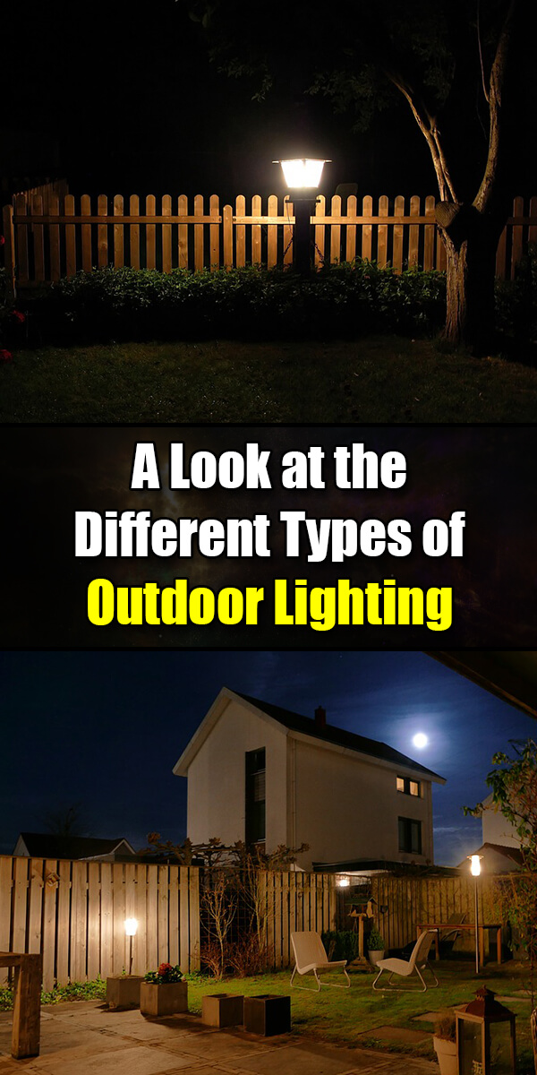 A Look at the Different Types of Outdoor Lighting - Golly Gee Gardening