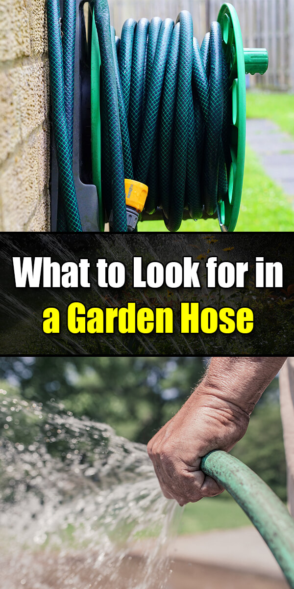 What to Look for in a Garden Hose - Golly Gee Gardening